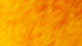 Colour abstrakcja z żółtymi prostokątami ilustracji