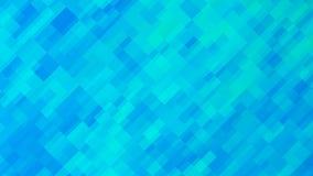 Colour abstrakcja z błękitnymi prostokątami obraz royalty free
