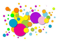 Colour background. An illustrator vector graphics for backgrounds Royalty Free Stock Image