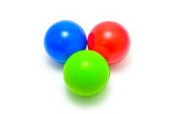 Colour ball Stock Photo