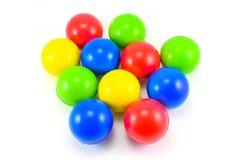 Colour ball Stock Photography