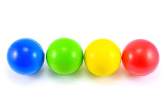 Colour ball Royalty Free Stock Images