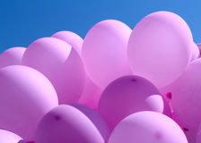 Colour Balloons Royalty Free Stock Images