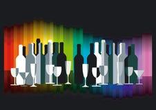 Colour Bar Stock Image