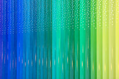 Colour bars Royalty Free Stock Image
