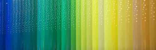 Colour bars Royalty Free Stock Photography