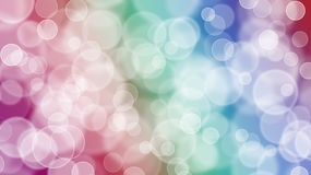 Colour bokeh image Royalty Free Stock Photography