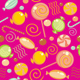 Colour candy Royalty Free Stock Image