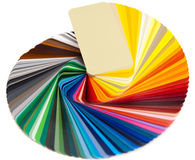Free Colour Card RAL Royalty Free Stock Image - 20748726