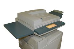 Colour copier Stock Photo