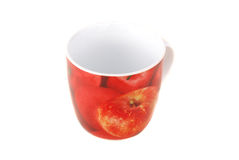 Colour cups Royalty Free Stock Photos