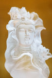 Colour glaze: Kwan-yin Stock Image