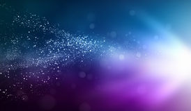 Colour glittering background Stock Photo
