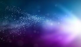Colour glittering background Stock Photo