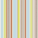 colour grka wzoru bezszwowy lampasów wektor Fotografia Stock