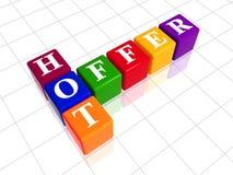 Colour hot offer like crossword Stock Images
