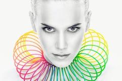 Colour kochanek Fotografia Stock