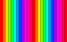 Colour Lines Royalty Free Stock Photo