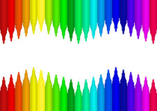 Colour marker Royalty Free Stock Photos