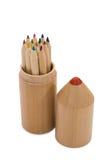 colour ołówki Fotografia Royalty Free