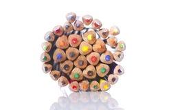 Colour ołówki Zdjęcie Royalty Free
