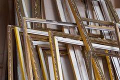 Colour obrazek architektoniczny szczegół Zdjęcia Royalty Free