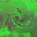 Colour paleta Tło wizerunek jaskrawa farba Dekoracyjny papier dla rzemioseł, karta, plakat ilustracja wektor