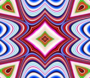 Colour Pattern Tile Pattern Background 26 Stock Photography