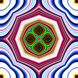 Colour Pattern Tile Pattern Background 30 Royalty Free Stock Images
