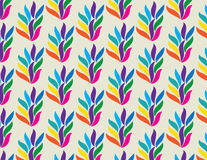 Colour patterns vector illustration