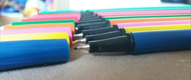 Colour pen Stock Photography