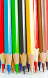 Colour pencil Stock Image