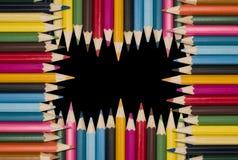Colour Pencils Stock Image