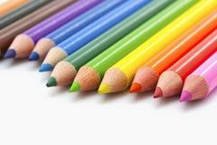 Colour pencils Royalty Free Stock Photo
