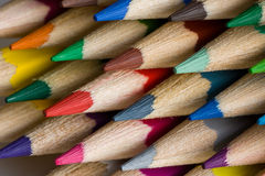 Colour pencils Stock Image