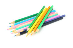 Free Colour Pencils Stock Photography - 50699612