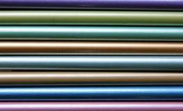 Colour pencils close-up Stock Photo