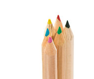 Colour pencils Royalty Free Stock Photos