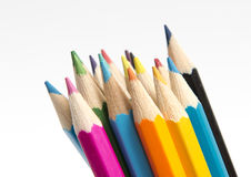 Colour pencils Royalty Free Stock Photo