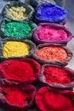 Colour Pigment Royalty Free Stock Photos