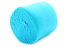 Colour plasticine Royalty Free Stock Photography