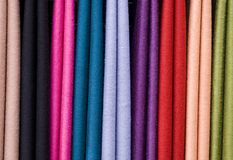 Colour Scarf Stock Image