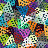 Colour  shapes. Royalty Free Stock Photo