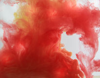 Colour smoke Stock Photos