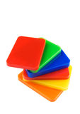 Colour Swatch Royalty Free Stock Photos