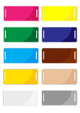 Colour of tag Stock Photos