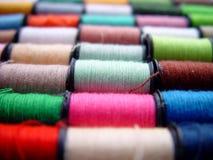 Colour thread Stock Image