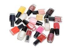 Colour Varnish For Nail Royalty Free Stock Image