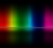 Coloured Abstract image Stock Photo
