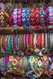 Coloured Arm Bands stock images